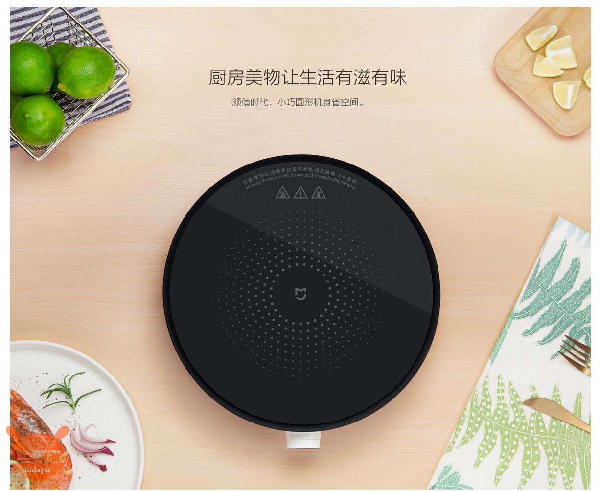 Bếp Cảm Ứng Điện Từ Xiaomi MiJia - Hàng Chính Hãng