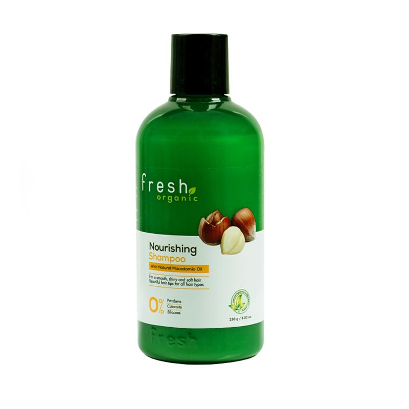 Dầu Gội Fresh Organic Maccadamia Oil (250g)