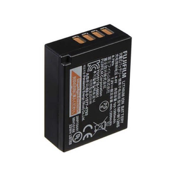 Pin zin Fujifilm W126S (Chính Hãng)