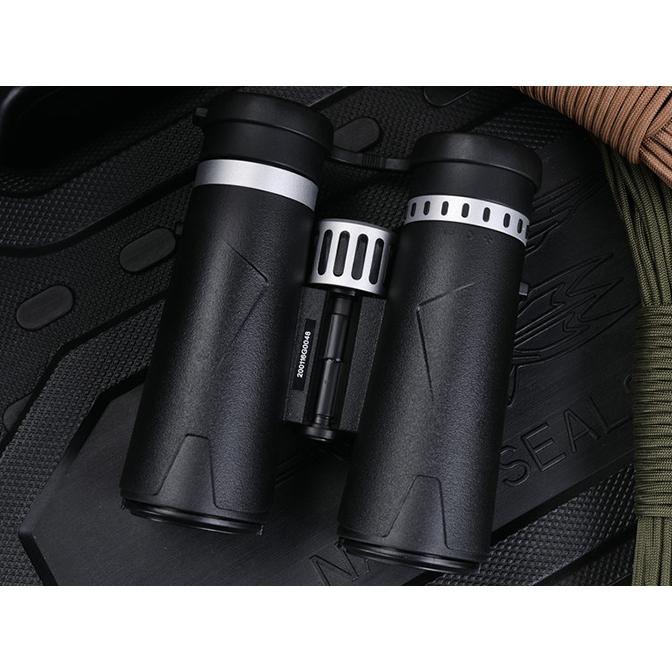 Ống nhòm chống nước Bosma Optimistic 10×42, Hàng chính hãng Bosma, Độ phóng đại 10 lần và đường kính 42mm, Chất lượng hình ảnh cao