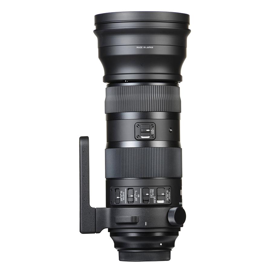 Ống Kính Sigma 150-600 F5-6.3 DG OS HSM Sport For Nikon - Hàng Chính Hãng