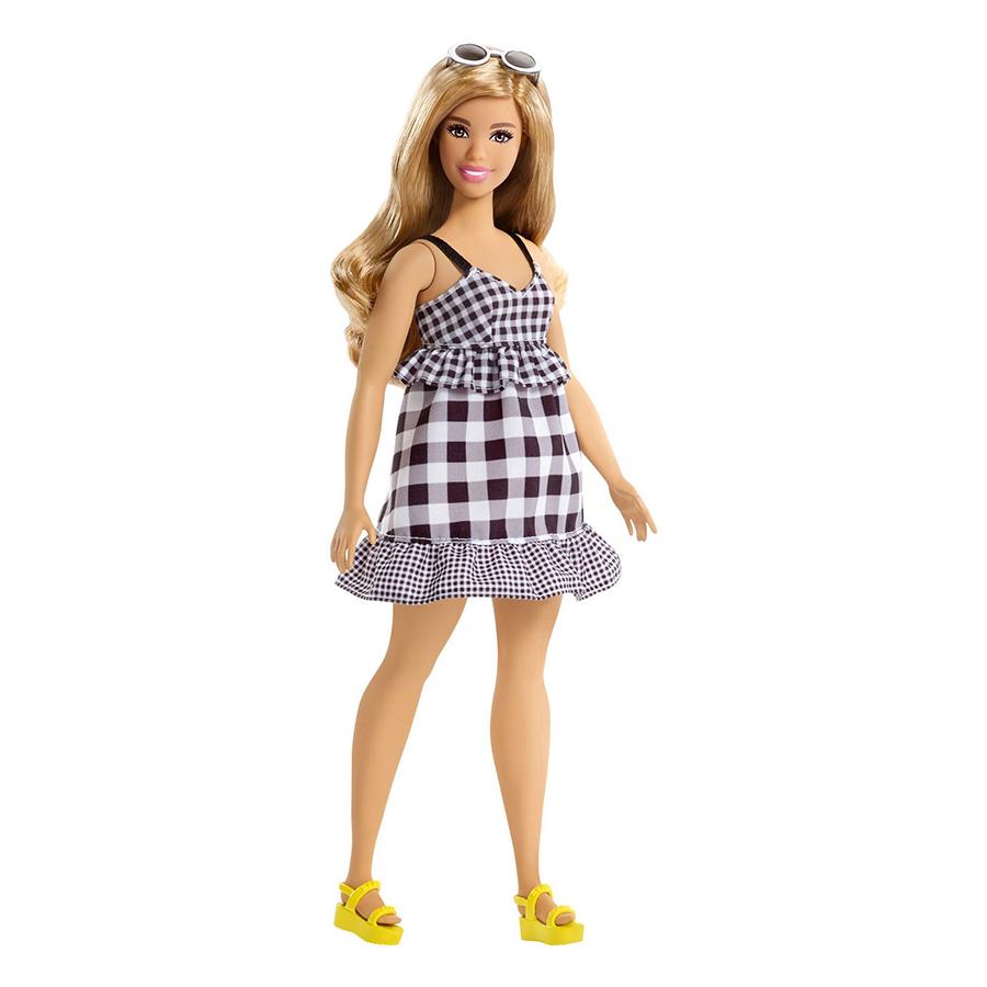 Búp Bê Thời Trang Fashionista Barbie
