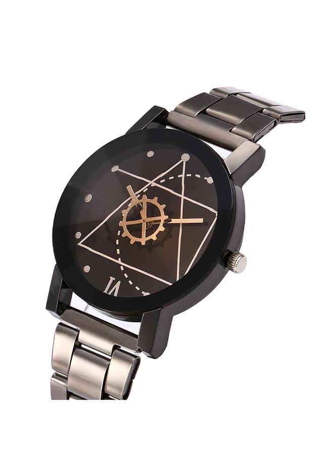 Đồng hồ unisex dây thép SG-4778