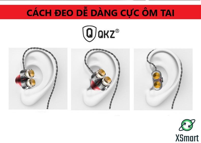 Tai Nghe Chống Ồn XSmart KD7 PRO 8D Âm Thanh Vòm, Cao Cấp, Bass Khủng, Nghe Nhạc EDM, REMIX, Chơi Mọi Tựa Game - Hàng Chính Hãng