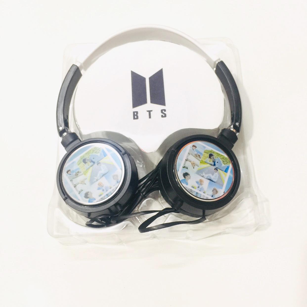 Tai nghe headphone BTS