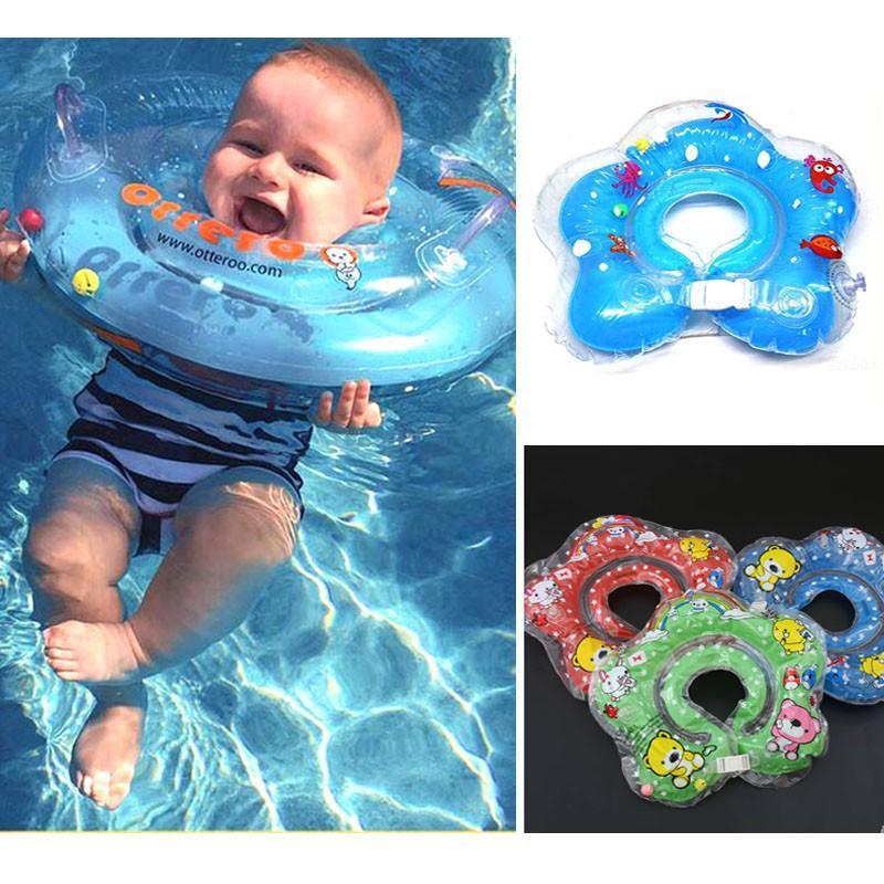 Phao đỡ cổ tập bơi cho bé