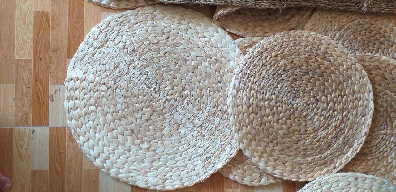 Thảm lục bình tròn 50cm