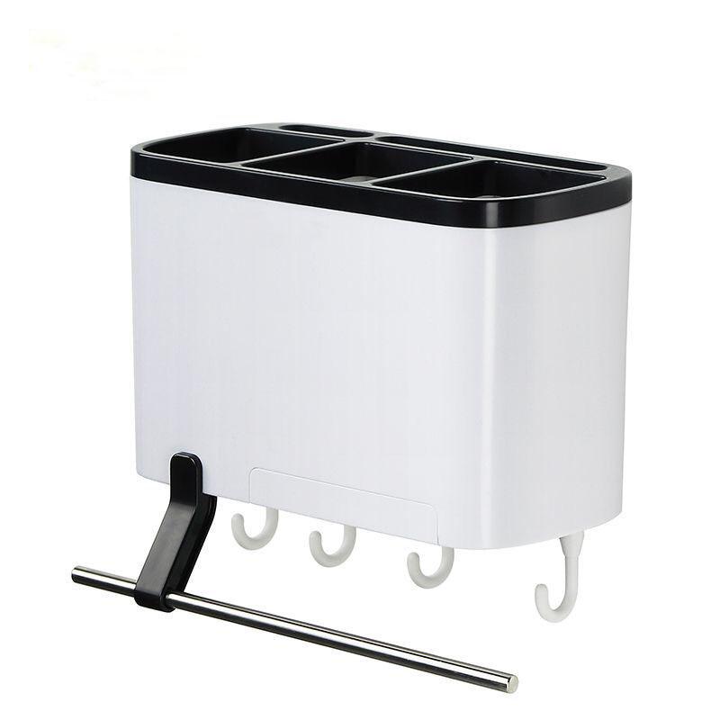 Hộp cắm đũa thìa và đồ dùng làm bếp đa năng E1801
