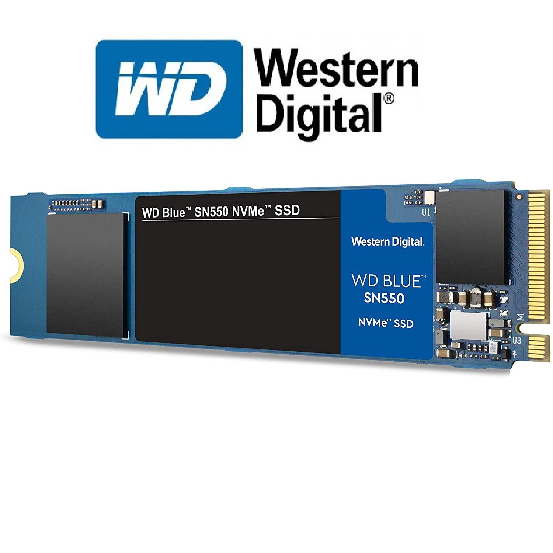 Ổ Cứng SSD WD Blue SN550 1TB NVME M.2 2280 - Hàng Nhập Khẩu