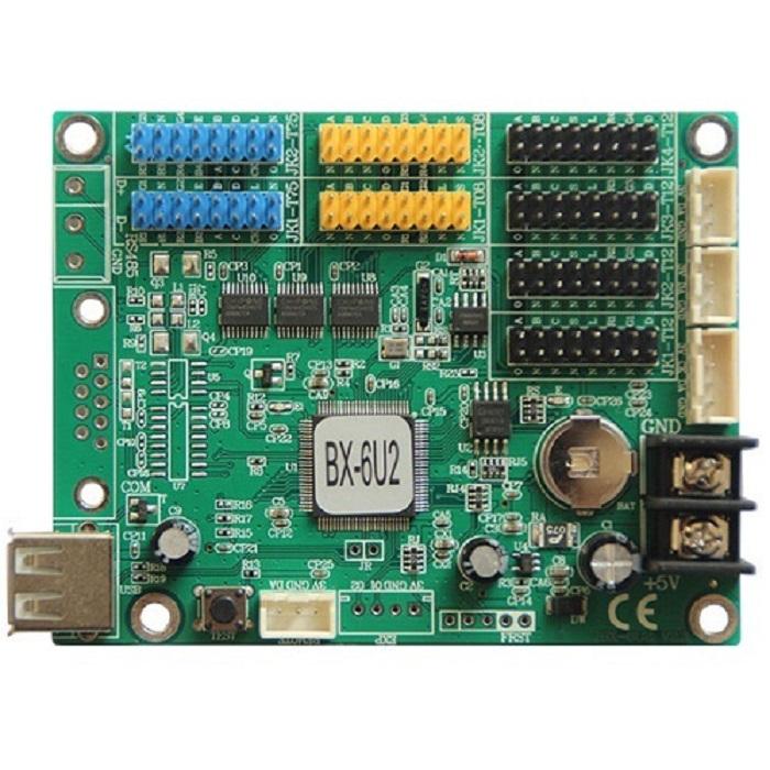 Card BX-6U2 - Module 1 màu, 3 màu, full color