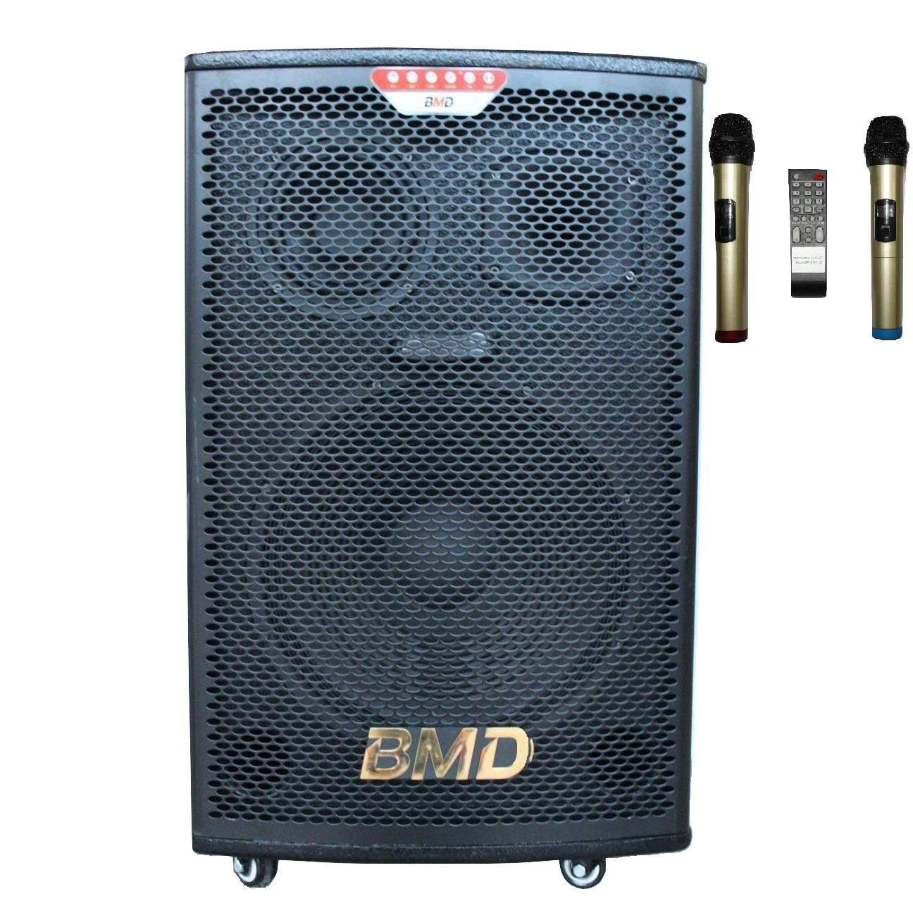 Loa Kéo Di Động Karaoke Bass 30 BMD LK-30B1 (600W) 3 Tấc - Chính Hãng
