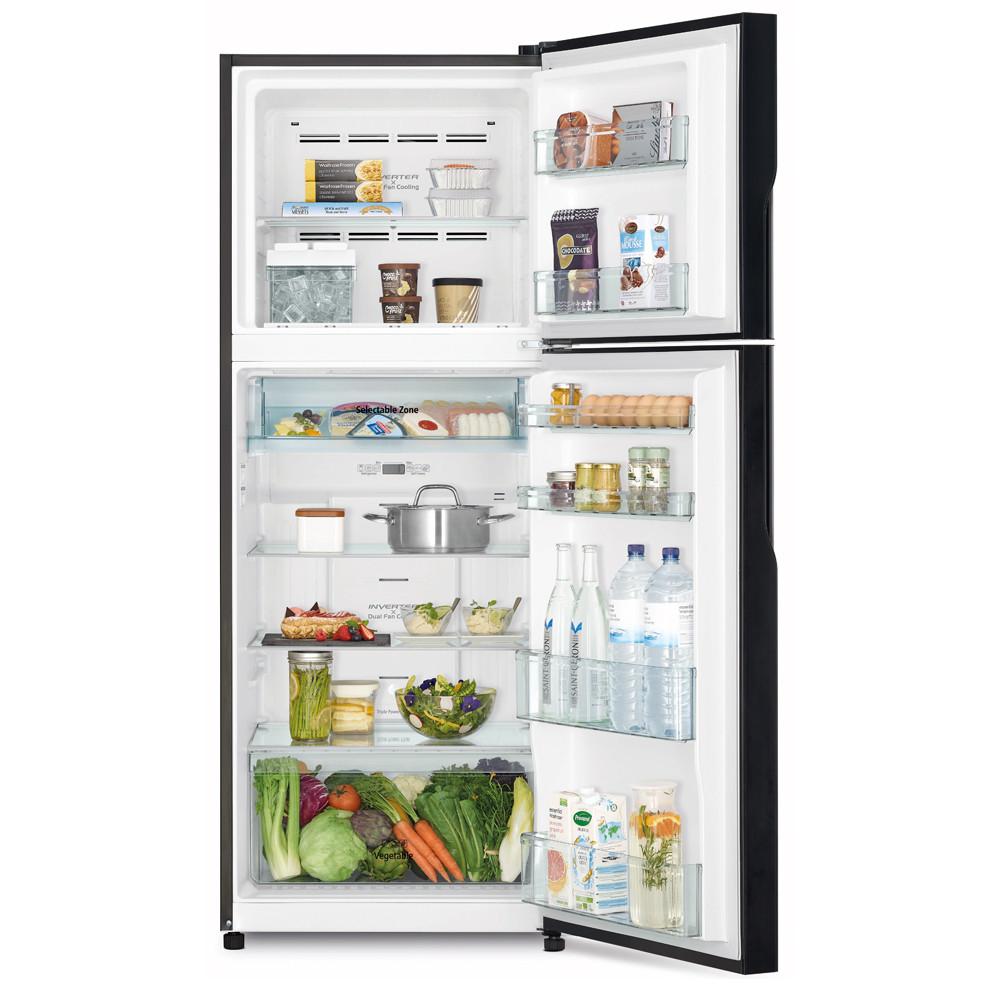Tủ lạnh Hitachi Inverter 366 lít R-FVX480PGV9-MIR - HÀNG CHÍNH HÃNG