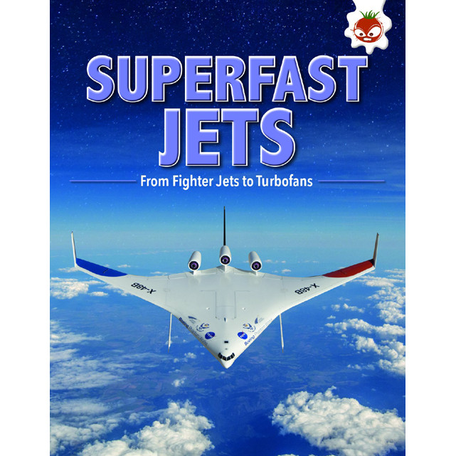 Sách tiếng Anh - Superfast Jets