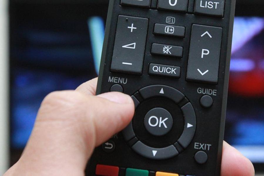 Điều khiển dùng cho tivi toshiba CT - 90336