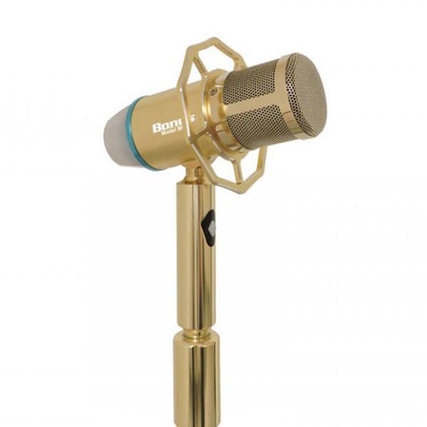 Micro Karaoke Đứng Không Dây Bonus Audio MF8 - Hàng Chính Hãng