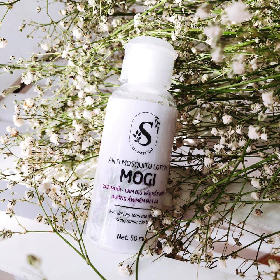 Kem chống muỗi Mogi Sam Natural 50ml