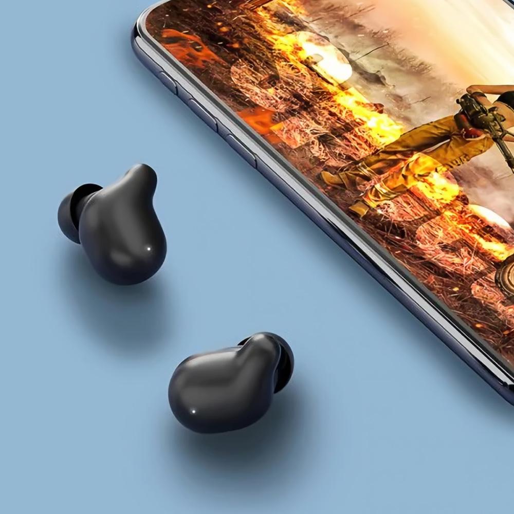 Tai Nghe Haylou T15 TWS True Wireless Mini Kết Nối Bluetooth 5.0 Âm Thanh Sống Động HiFi Kèm Mic   Tiki