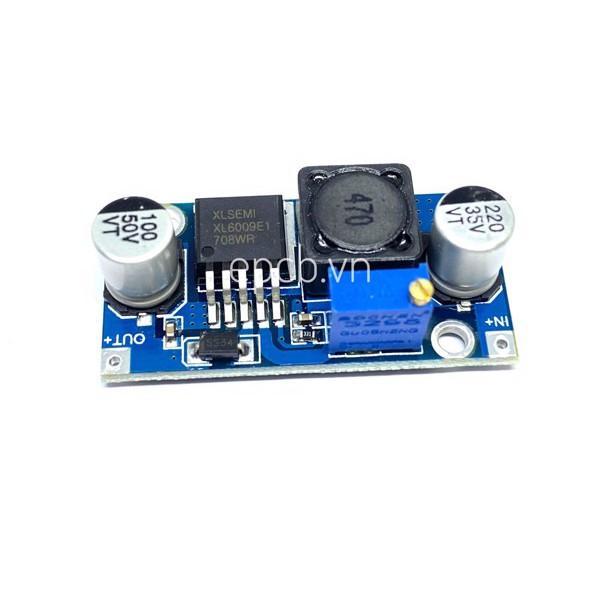 Mạch Tăng Áp DC Boost Converter XL6009
