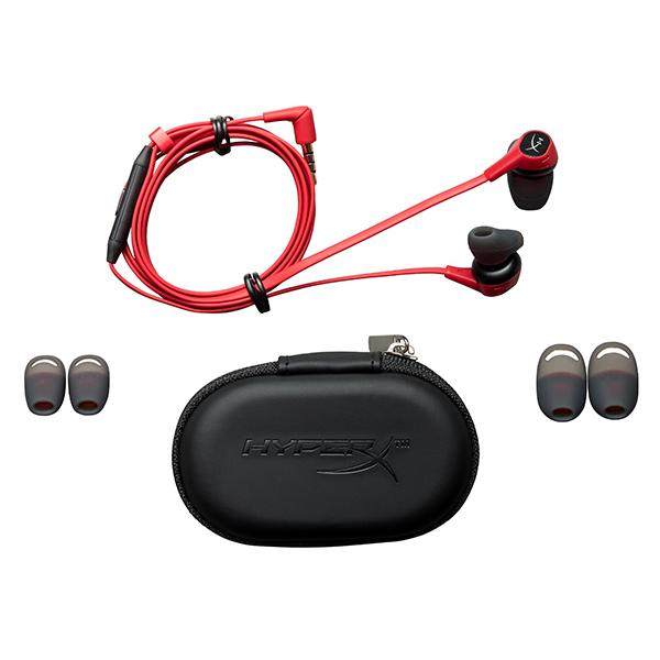 Tai nghe Kingston HyperX Earbuds - Hàng chính hãng