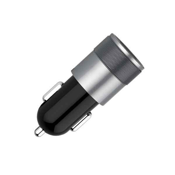 Củ Sạc Ô Tô, Xe Hơi 2 Cổng USB - CAR CHARGER
