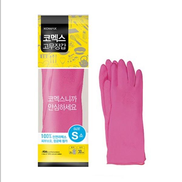 Găng tay đa năng cao su dáng dài Komax cao cấp Hàn Quốc(Asobu)