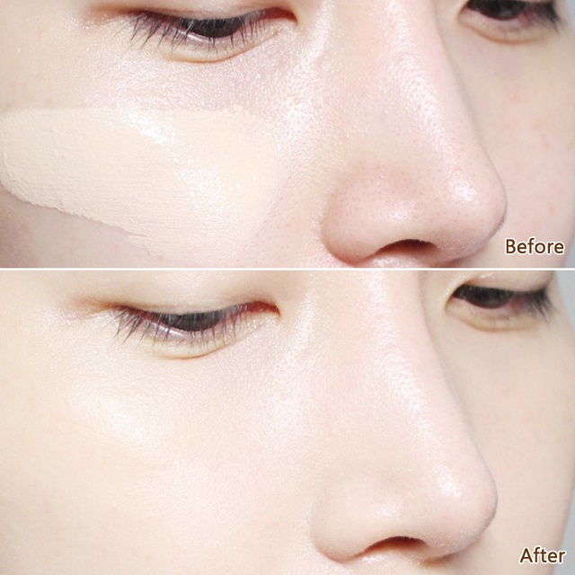 Kem nền BB Cream mịn da, che khuyết điểm tốt Verobene Hàn quốc 40ml/Hộp Kèm 1 mặt nạ ốc sên Dabo