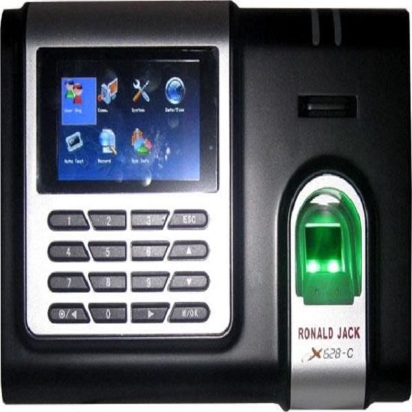 Máy chấm công vân tay Hitech X628-C - Hàng nhập khẩu