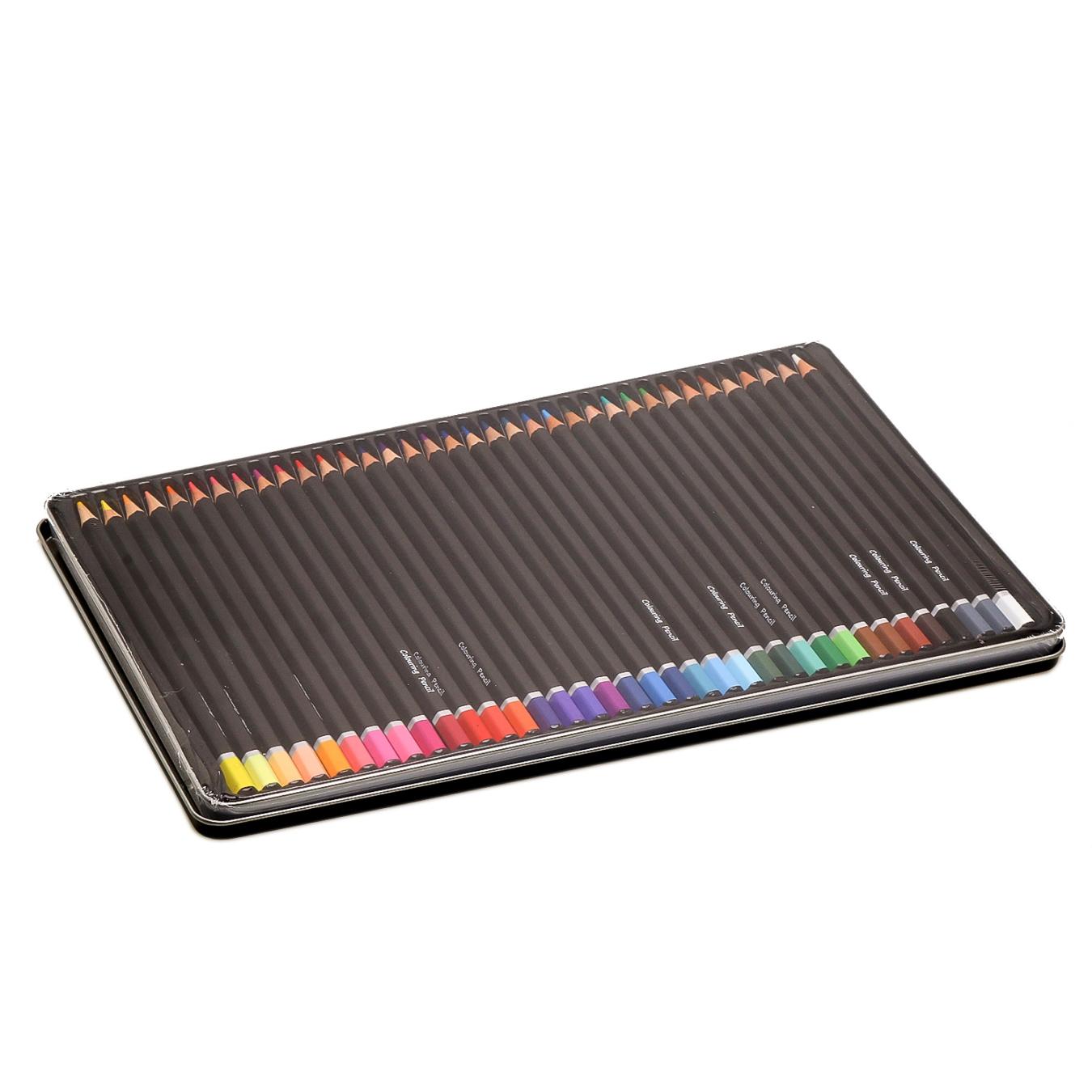Bút chì màu hộp 36 cây Uncle Bills SE0524