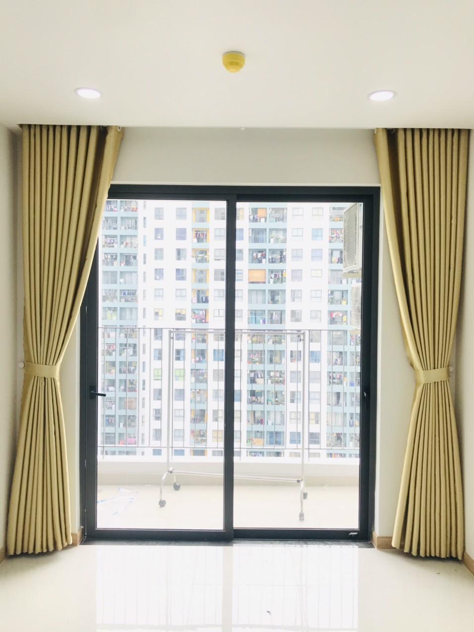 Rèm cửa chống nắng - RỘNG:2.0m-CAO:1.8m Màu Ngọc Thạch