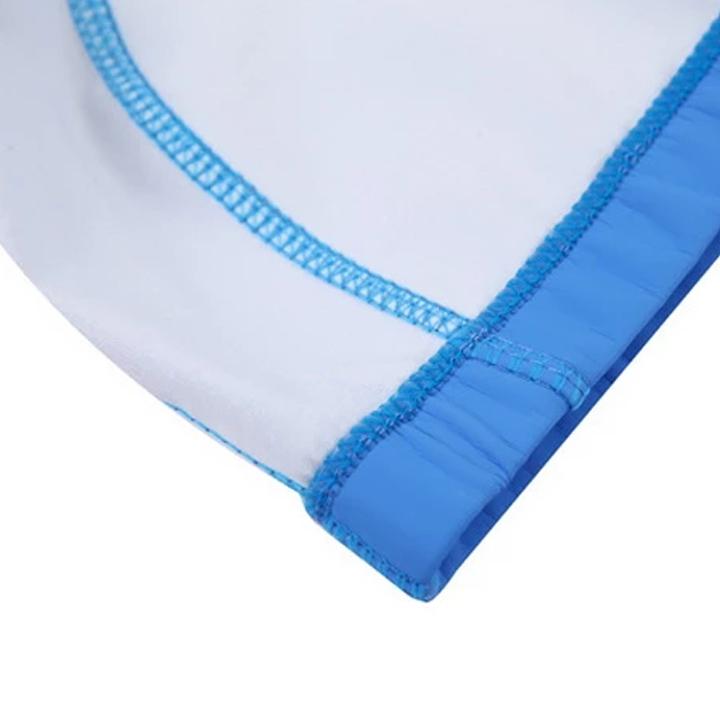 Mũ bơi cho bé, nón bơi cho bé trai và bé gái chất da PU chống thấm nước, co giãn tốt hình cá đủ màu sắc cho bé thoải mái bơi lội – NB006