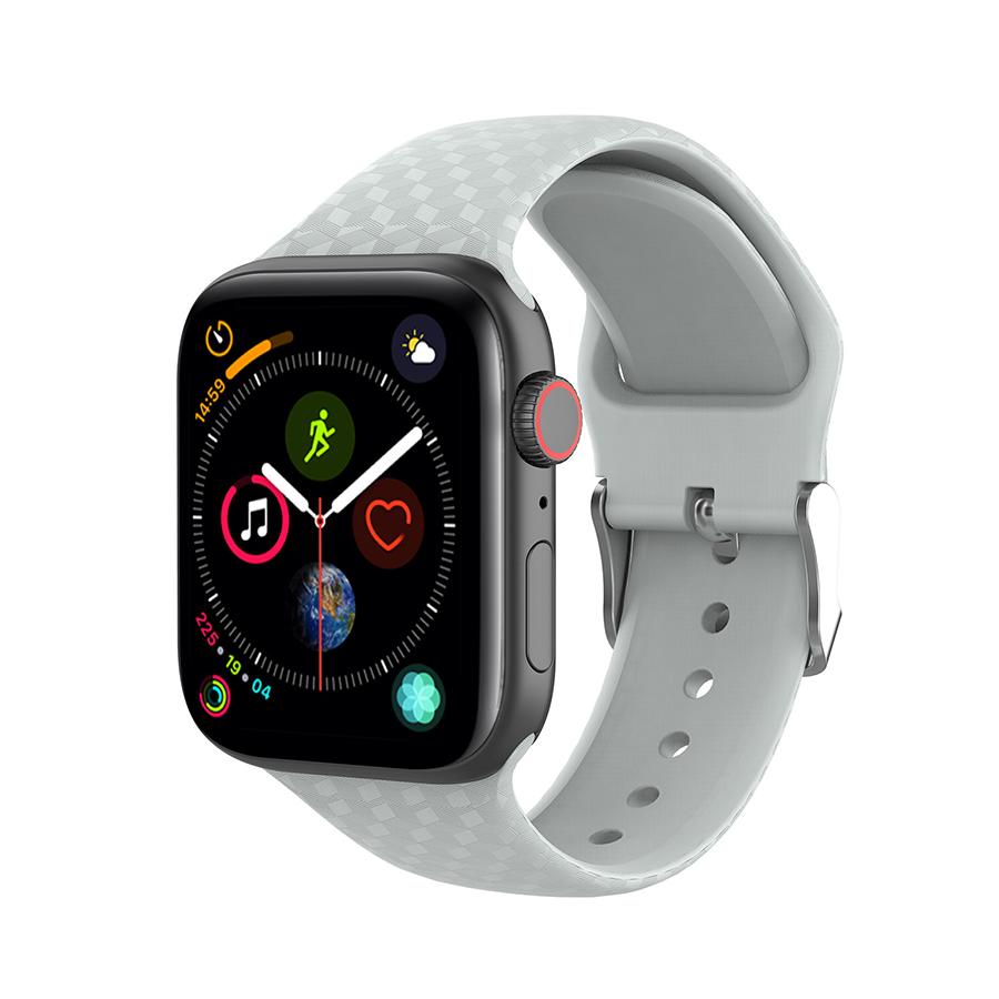 Dây Đeo Thay Thế Cho Đồng Hồ Thông Minh Apple Watch Series 1 / 2 / 3 / 4 ( Size 42 / 44 mm ) Kiểu dáng thể thao