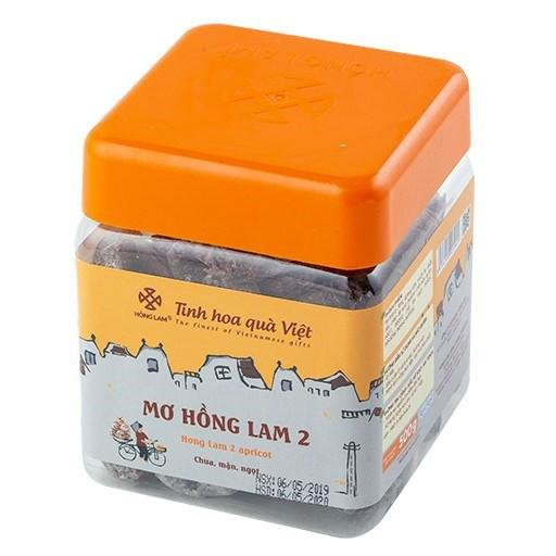 Ô Mai Hồng Lam 2 - Vị Chua Ngọt Mặn