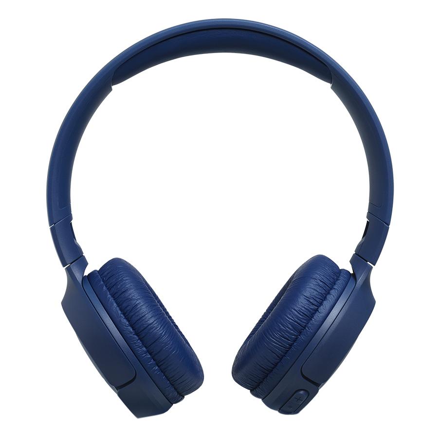Tai Nghe Bluetooth Chụp Tai On-ear JBL T500BT - Hàng Chính Hãng