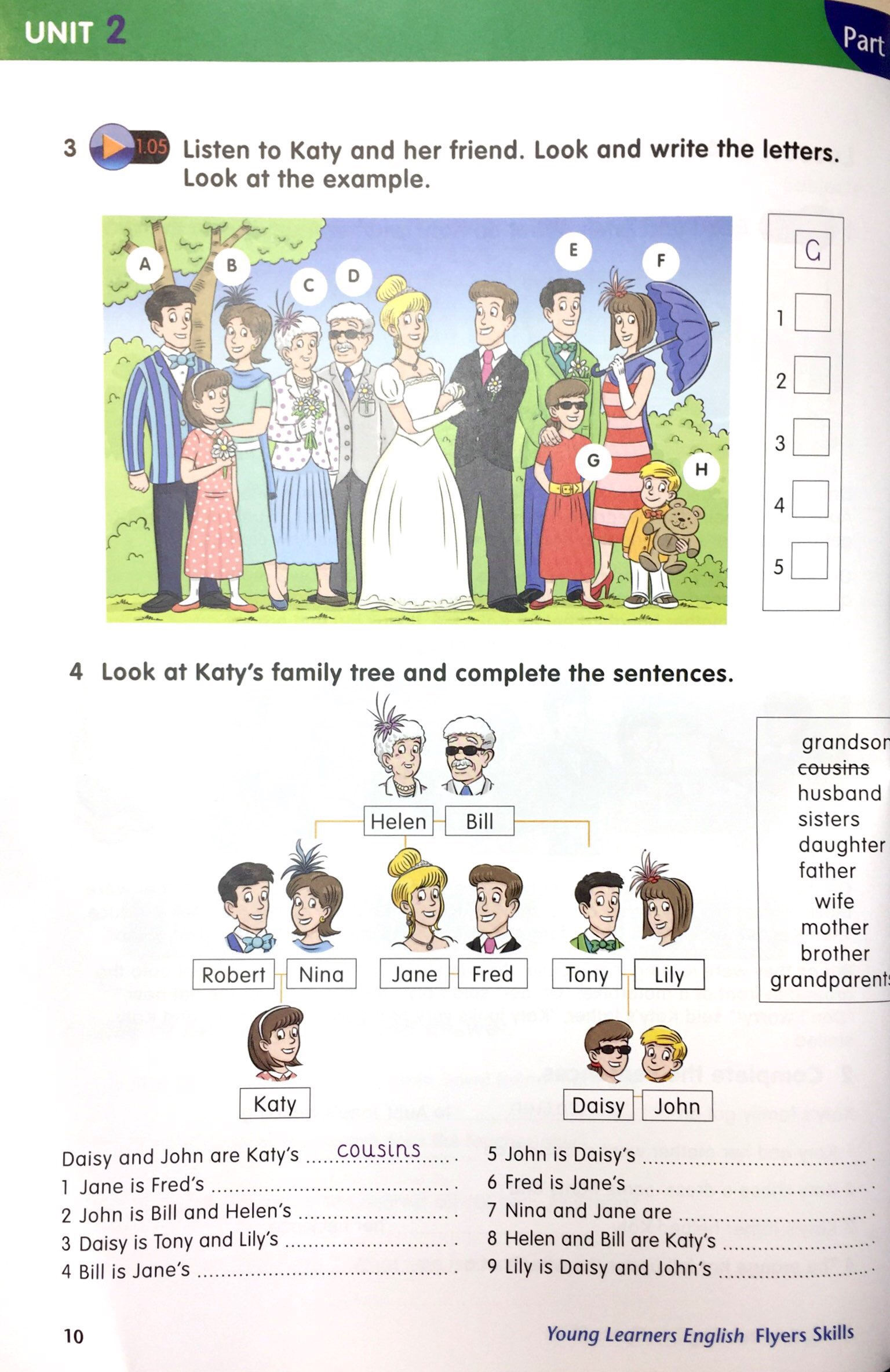Young Learners English Skills Flyers Student's Book