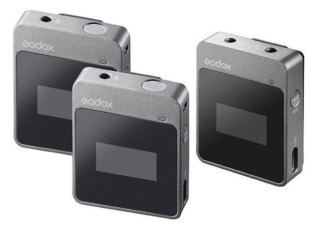 Micro thu âm Godox MoveLink M2 Hàng Chính Hãng