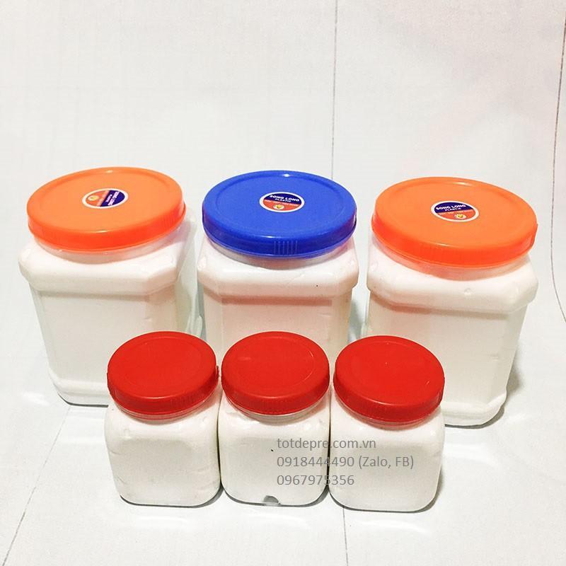 Keo sữa nguyên chất lọ 200gr