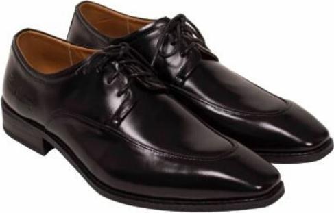 Giày Da Pierre Cardin Penny Loafer - PCMFWLC093BLK màu đen
