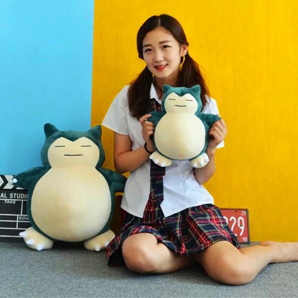 Gấu Bông Pokemon Snorlax (25 Cm) Gb24