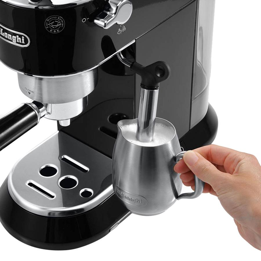 Máy Pha Cà Phê Espresso Delonghi EC680.BK (1350W) - Đen - Hàng Chính Hãng