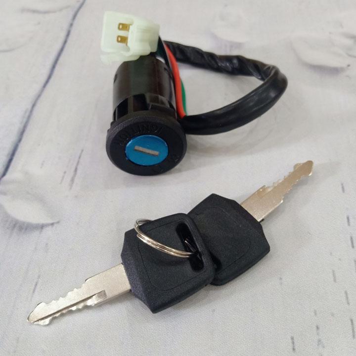 Khóa điện dành cho xe CUB 81-82 - TB494