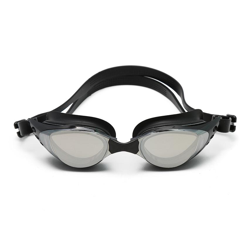 Kính bơi cận thị kính bơi người lớn trẻ em tráng gương chống lóa KB 1018