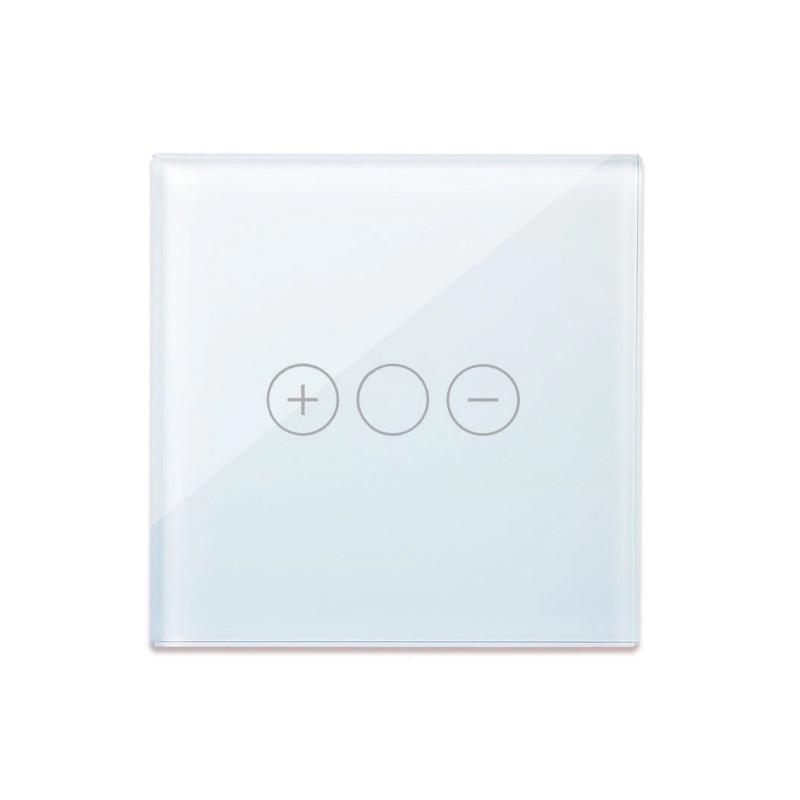 Công Tắc Dimmer Đèn Hình Vuông Wifi dùng ứng dụng Tuya SHP-DM3