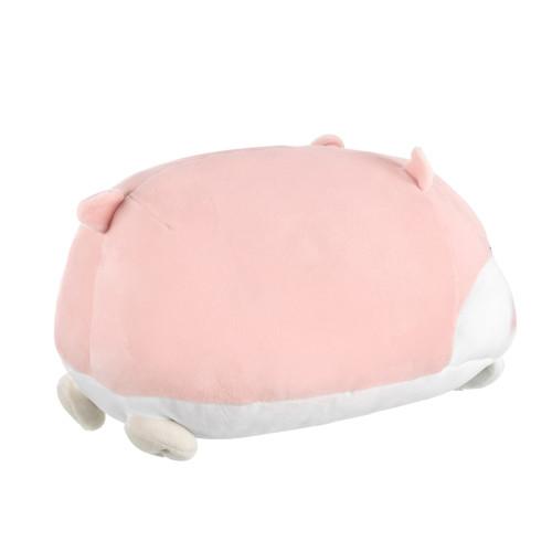 Thú bông Miniso hình con Hamster nằm - Hàng chính hãng