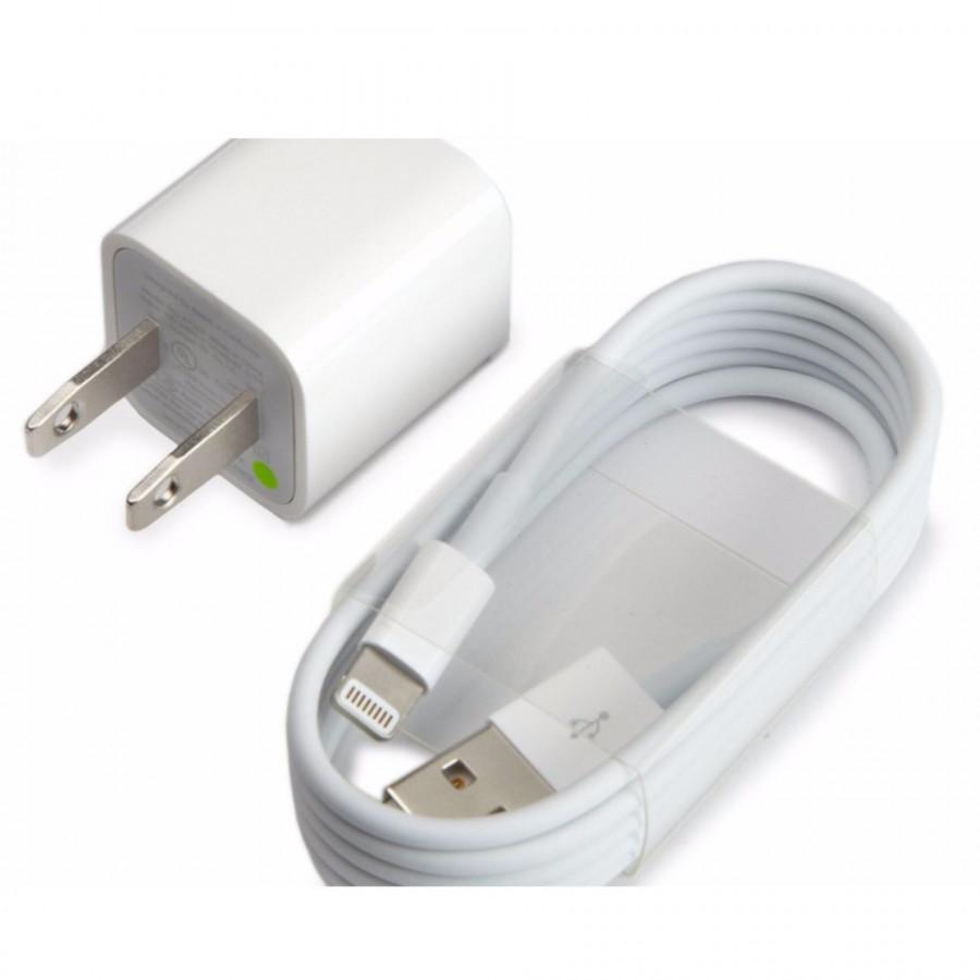 Bộ cốc sạc và dây sạc lightning cho iPhone 5,6,7