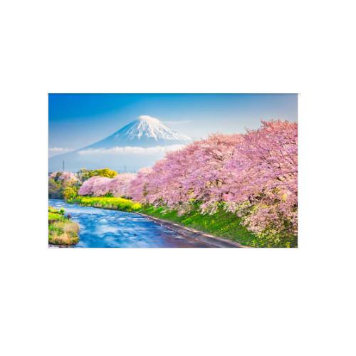 Tranh dán tường cửa sổ 3D | Tranh trang trí 3D | Tranh phong cảnh đẹp 3D | T3DMN_T6_432