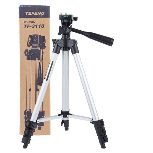 Gậy tripod 3110 hỗ trợ chụp ảnh chuyên nghiệp