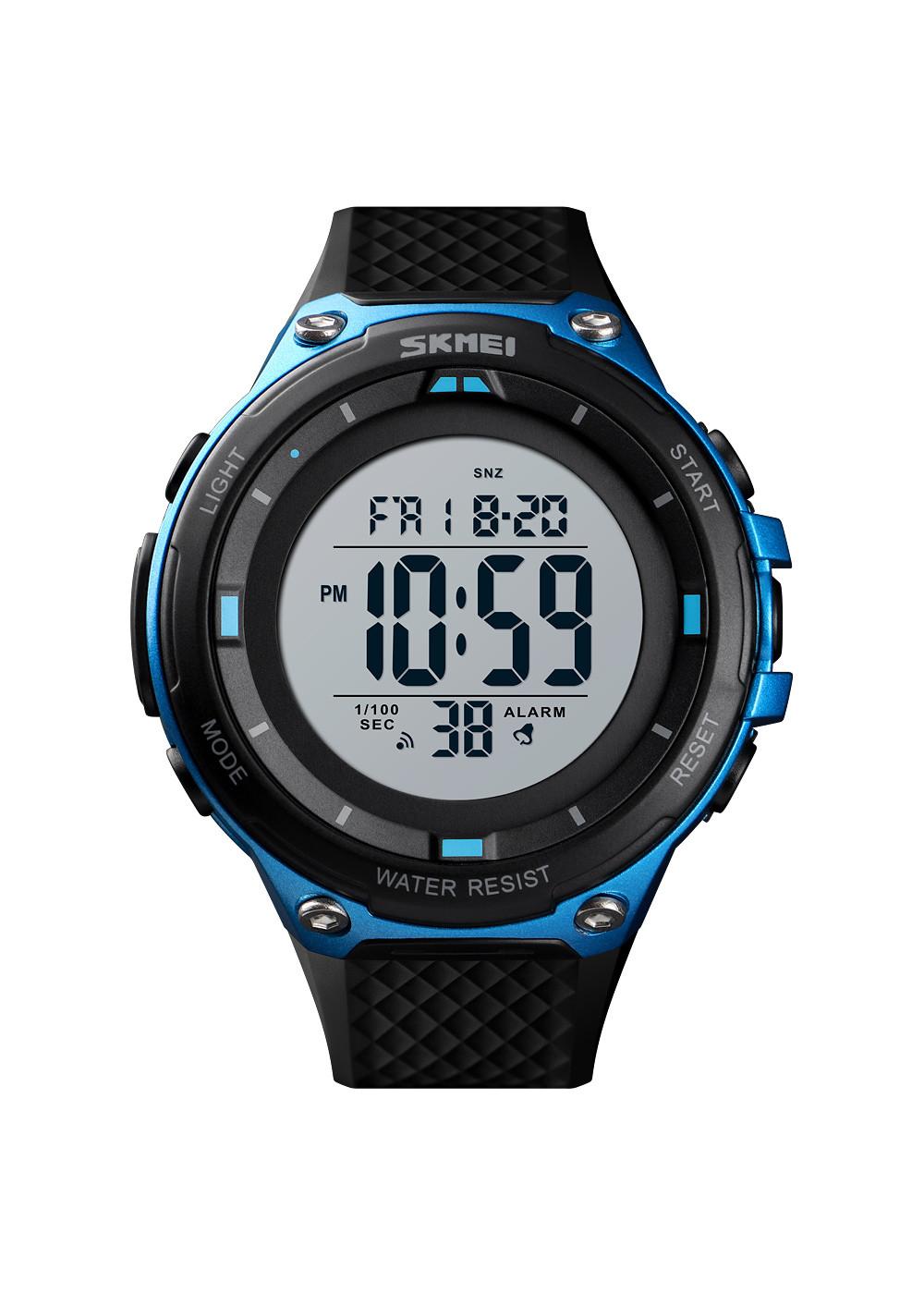 Đồng hồ đeo tay Skmei - 1441BU-Hàng Chính Hãng