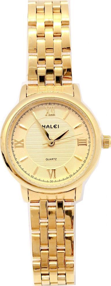Đồng hồ Nữ Halei - HL550 Dây vàng - Vàng