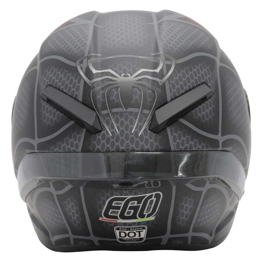 Mũ Bảo Hiểm Fullface EGO Spiderman