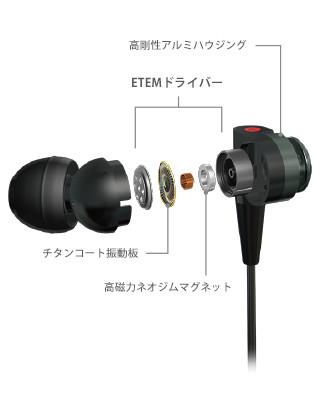 Tai nghe có mic ELECOM EHP-CS200M